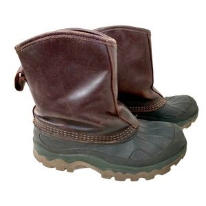 Baffin Technology Brown Leather Boots